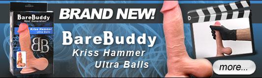 BareBuddy - Kriss Hammer