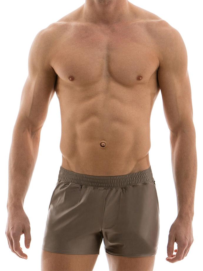 Modus Vivendi - Elegant Shorts - Dust Brown