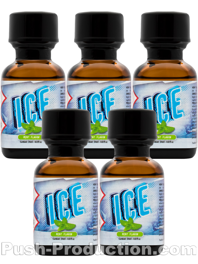 5 x ICE MINT - PACK