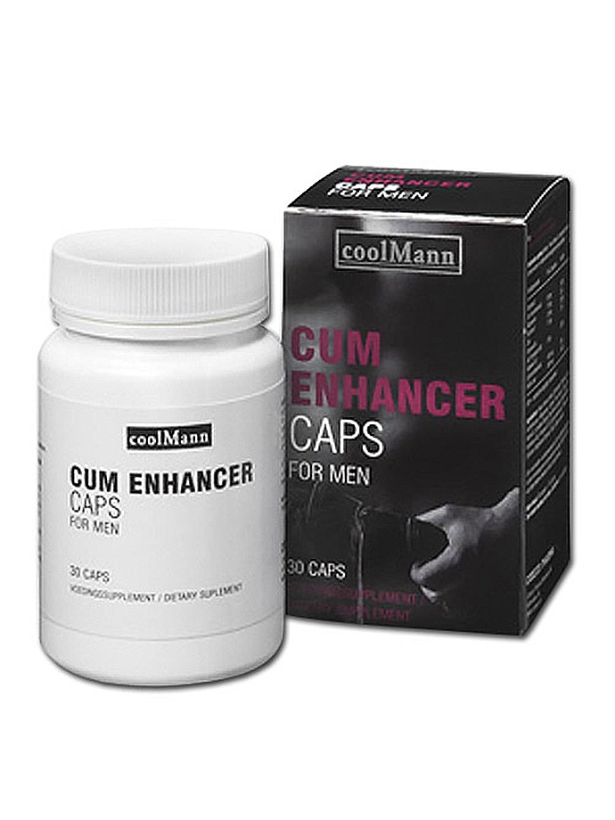 CoolMann Cum Enhancer - 30 caps