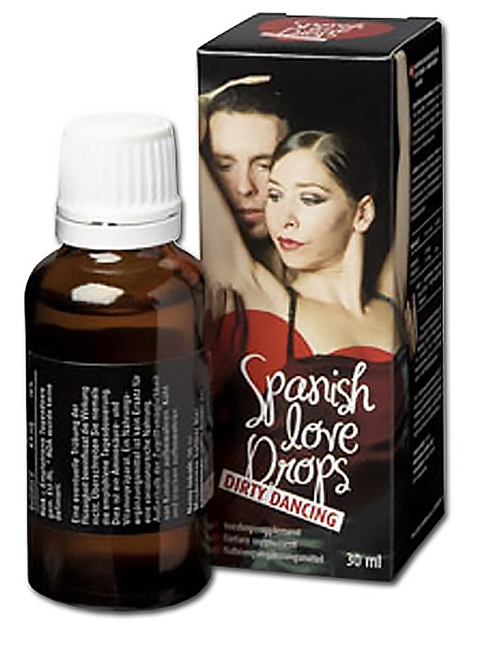 Spanish Love Drops Dirty Dancing - 30 ml