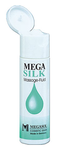 Mega Silk Massage Fluid 100ml