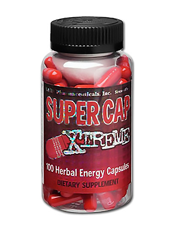 Super Caps Xtreme - 100 Kapseln