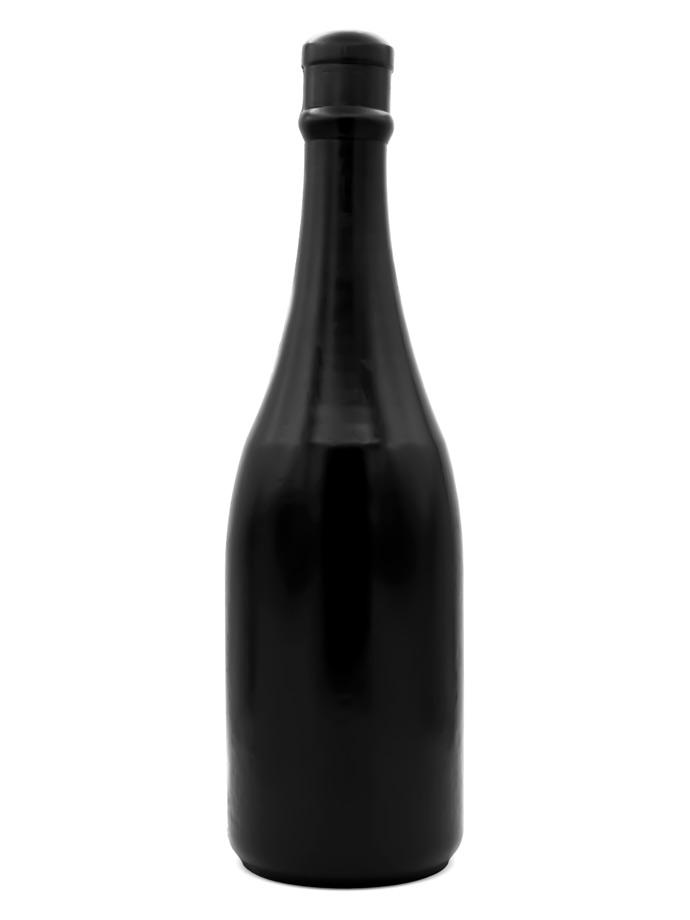 All Black Dildo 91 - Champagne Bottle Magnum