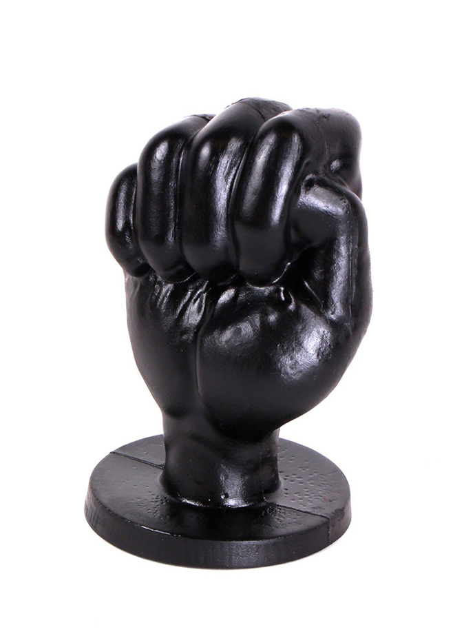 All Black Fist Plug 92 - Small