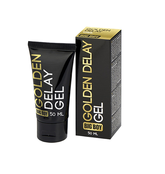 Big Boy Golden Delay Gel - 50 ml