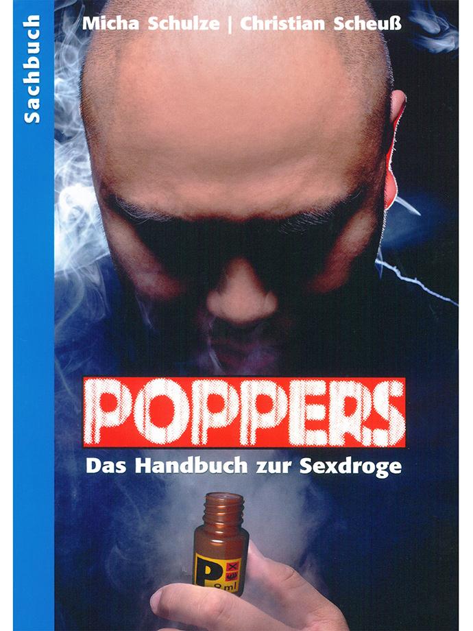 Poppers - Das Handbuch zur schwulen Sexdroge