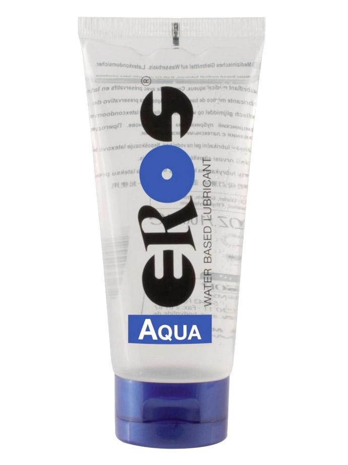 Eros Aqua - Water Based 200ml Tube