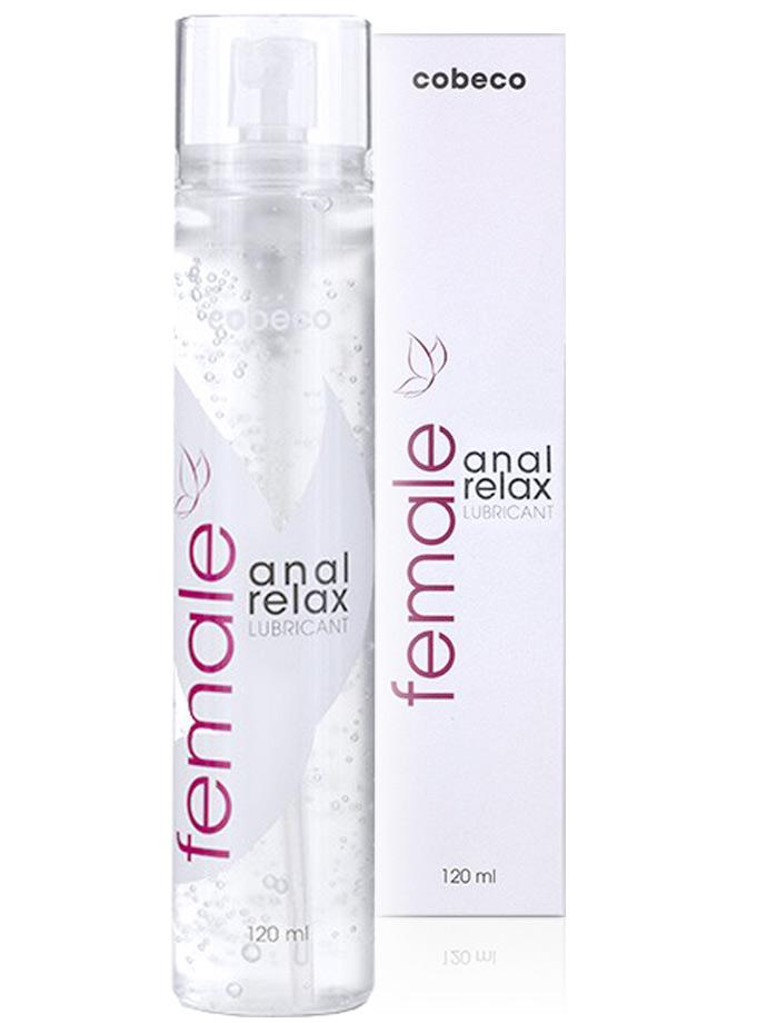 Female Anal Relax Gel - 100 ml