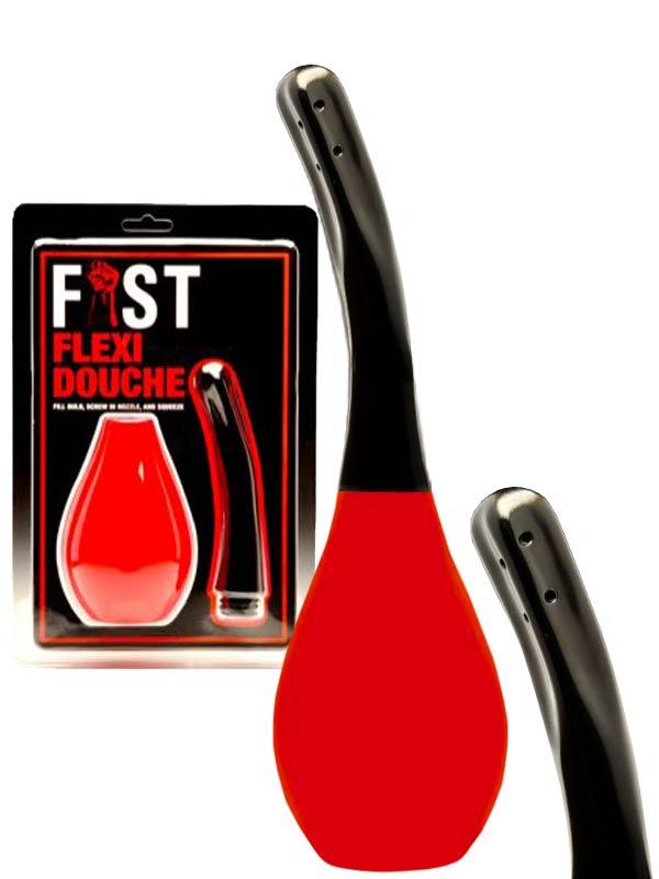 FIST Flexi Douche Red