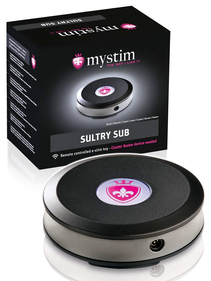 Mystim Sultry Sub - Receiver for Cluster Buster