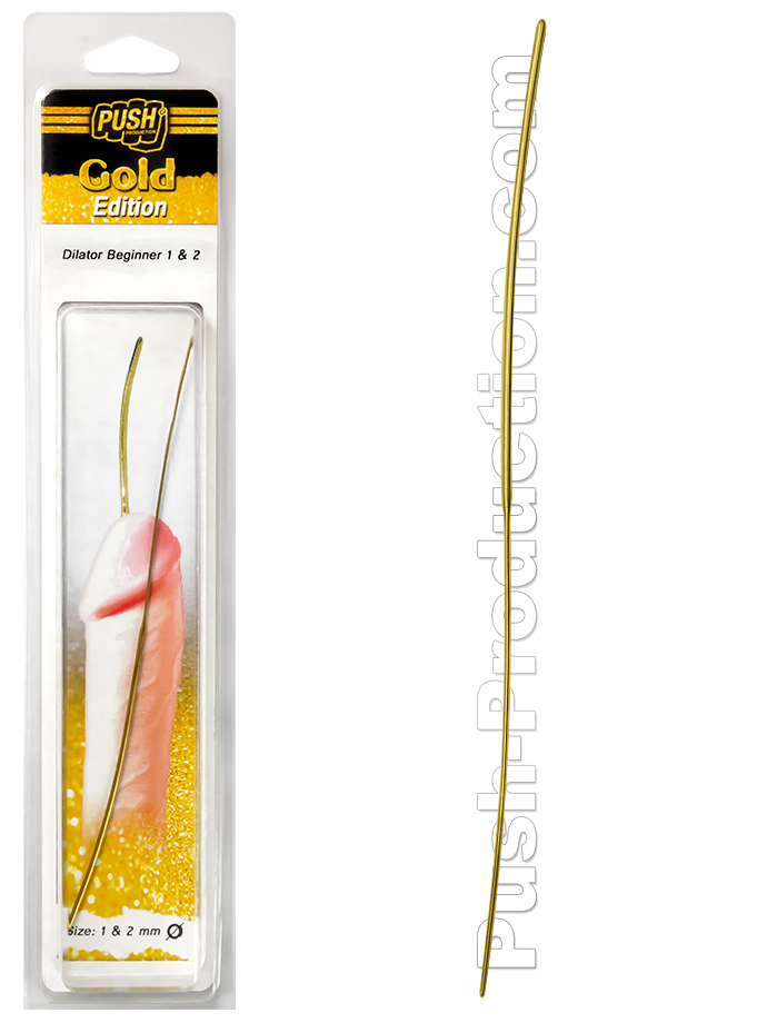 Push Gold Edition - Dilator Beginner 1 & 2