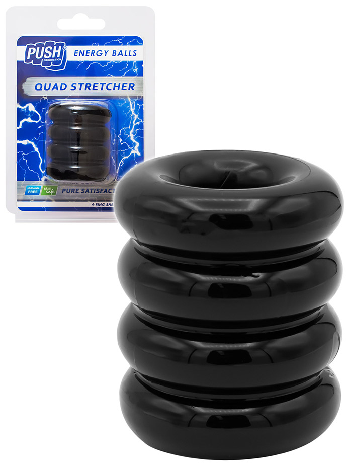 Push Energy Balls - Quad Stretcher