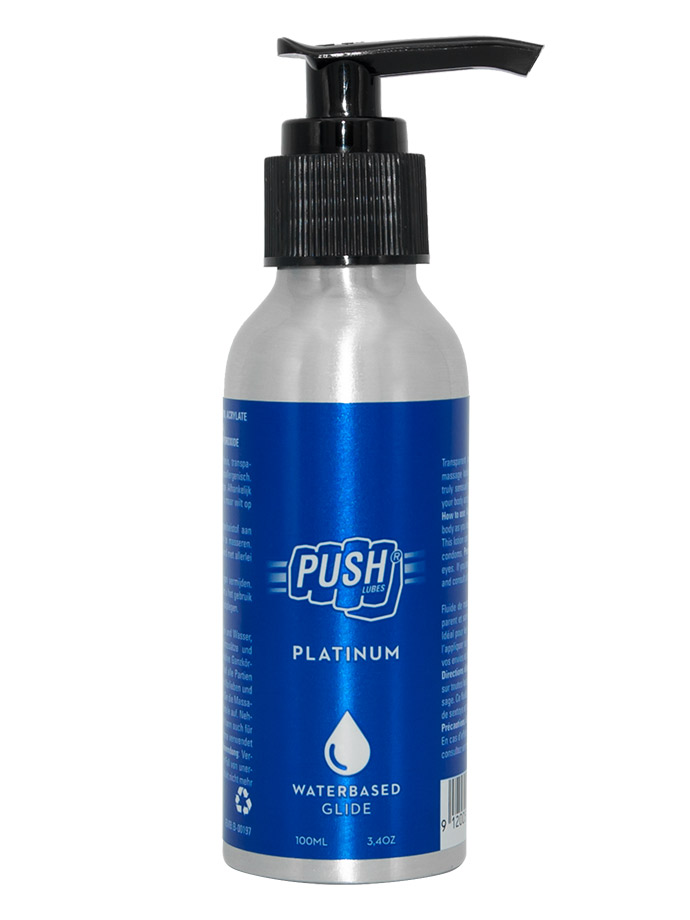 Push Lubes - Platinum Waterbased Glide 100ml