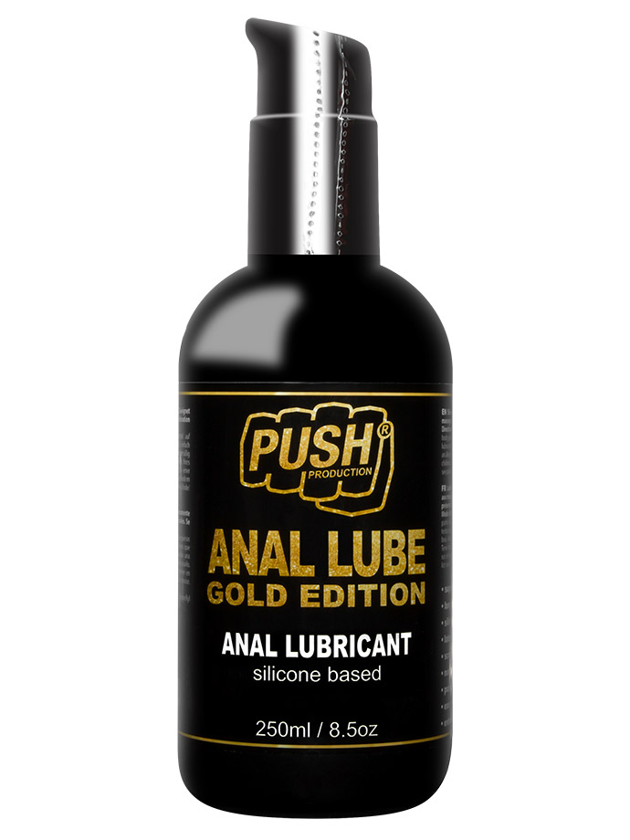 PUSH Anal Lube Silicone Gold Edition 250 ml