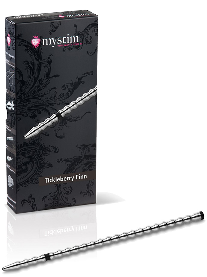 Mystim Tickleberry Finn E-Stim Dilator